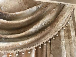 50:バランス及びカーテンの施工
